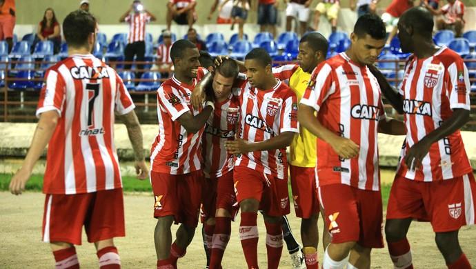 CRB x CSE, no Rei Pelé (Foto: Ailton Cruz/Gazeta de Alagoas)