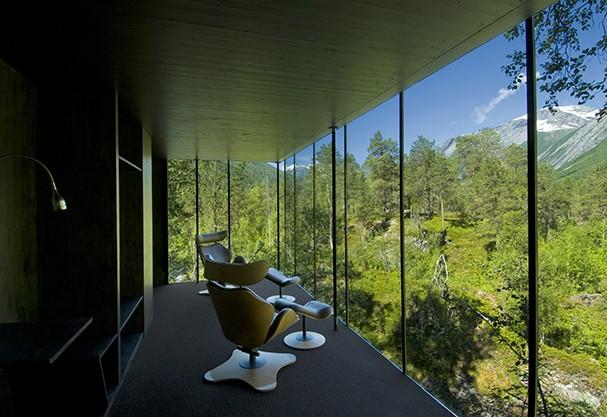 Top 5 hotéis com vistas espetaculares