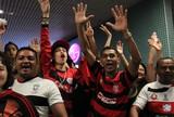 Torcida Flamengo em Manaus