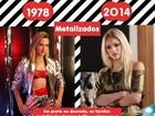 Megan x Vitória: confira o que era moda em 1978 e se repete em 2014