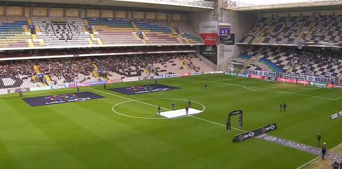 Estádio Bessa Século XXI , do Boavista (Foto: Reprodução SporTV)