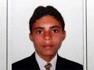 Josimar Souza morreu dentro da sala de aula (Foto: Marcelino Neto)
