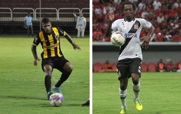 Os times Vasco e Volta Redonda se enfrentam pelo Campeonato Carioca (Foto: Divulgação)