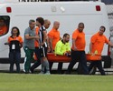 Exame aponta lesão, e Diego Cavalieri desfalca o Flu nas próximas rodadas