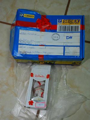 Bombons envenenados Viadutos RS  (Foto: Reprodução/RBS TV)