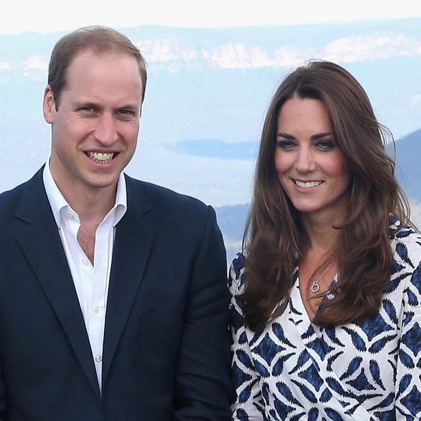 Depois do luxuoso casamento, digno de nobreza, o Príncipe William e Kate Middleton passaram 10 dias no arquipélago de Seychelles, em uma ilha particular, cuja localização não foi divulgada (Foto: Getty Images)