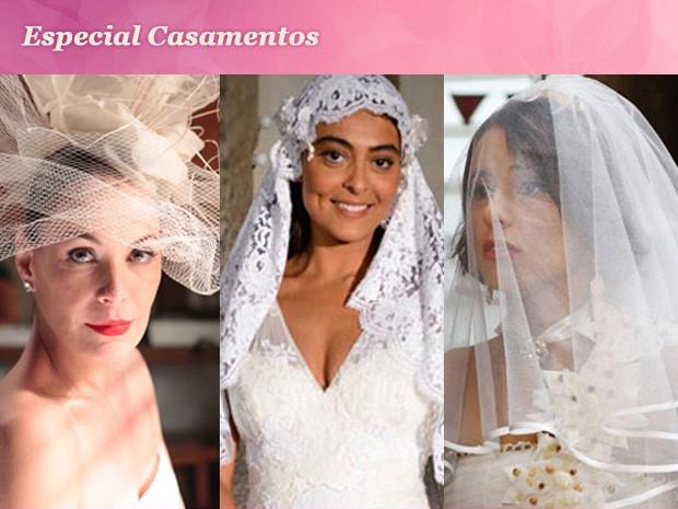 Véu, especial, casamento (Foto: Divulgação/TV Globo)