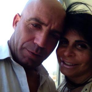 Gretchen e Carlos Marques (Foto: Instagram / Reprodução)