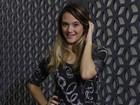 Juliana Paiva esbanja maturidade e declara: 'Sou uma menina-mulher'