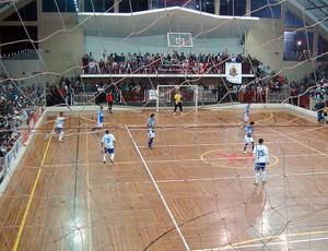 Copa TV TEM Itapetininga Tatuí x Capão Bonito 1ª final (Foto: Eduardo Ribeiro Jr./Globoesporte.com)
