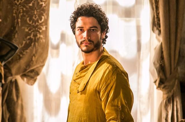 Lee Taylor (Foto: Paulo Belote/ TV Globo)