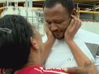 Homem reencontra família após perder memória em acidente em MG