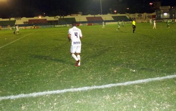 Nacional-PB, Nacional de Patos, CSP, Campeonato Paraibano, Paraíba (Foto: Damião Lucena / Globoesporte.com/pb)