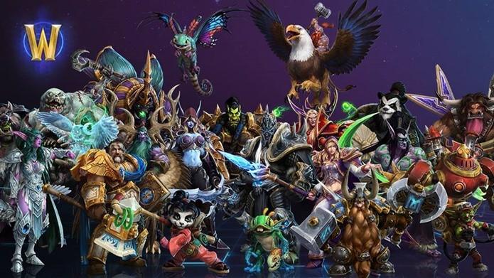 Explorando o enredo de outros jogos, Heroes of the Storm diverte com muitas referências (Foto: Divulgação)