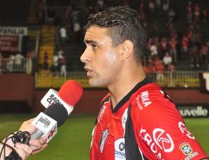 Maurício, zagueiro do Joinville (Foto: Zilmo José Nunes, Divulgação / JEC)