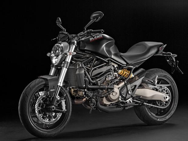 1e77d7c5da G1 - Ducati Monster 821 chega ao Brasil por R$ 43.900 - notícias em ...