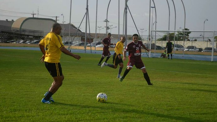 Santana; Futebol; Master (Foto: Rosivaldo Nascimento/Arquivo Pessoal)