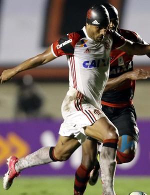 Ederson Atlético-GO x Flamengo (Foto:  FRANCISCO STUCKERT/RAW IMAGE/ESTADÃO CONTEÚDO)