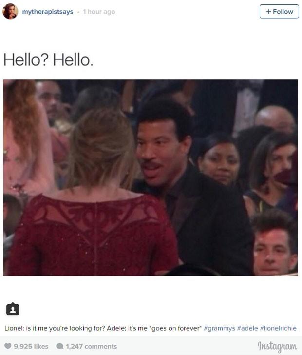 Memes Da Adele