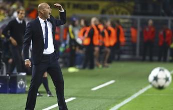 Após terceiro empate, Zidane abusa dos palavrões para ilustrar decepção