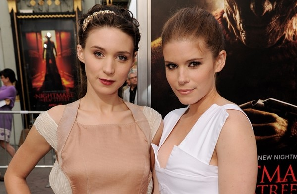 Kate e Rooney Mara (Foto: Getty Images)