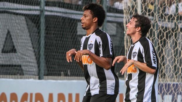 André gol Atlético-MG (Foto: Bruno Cantini / Globoesporte.com)