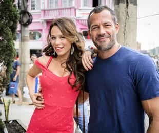 Tancinha (Mariana Ximenes) e Apolo (Malvino Salvador) | Ramón Vasconcellos/ TV Globo