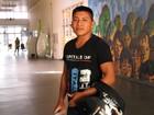 'Ansioso', diz indígena que pretende cursar enfermagem na UFRR