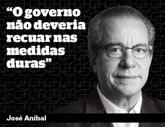 Debates Ajuste Contas Públicas José (Foto: ÉPOCA)