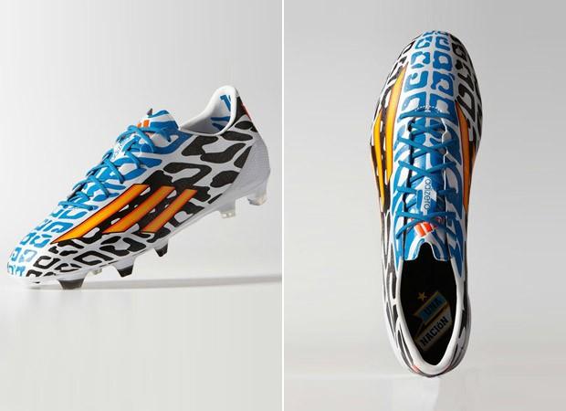 Chuteira da Adidas para Messi (Foto: Divulgação / Adidas)