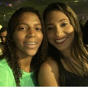 judôe Rafaela Silva e Thamara (Foto: Reprodução Instagram)