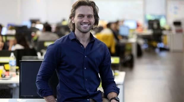 Peter Fernandez, presidente executivo da 99: empresa dobrou o número de funcionários em cinco meses (Foto: Estadão Conteúdo)