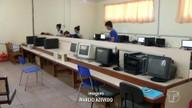 Projeto faz reparos em computadores de laboratórios de escolas da rede estadual