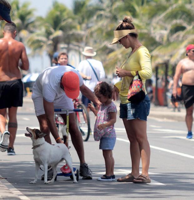 Guilhermina Guinle e família (Foto:  J C PEREIRA/Agnews)