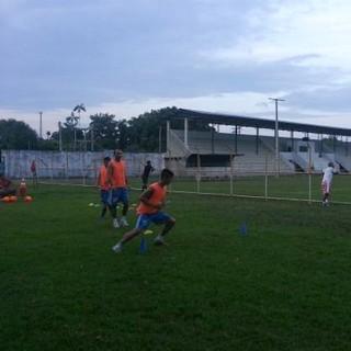 Nacional Borbense dá início aos treinos (Foto: Divulgação)