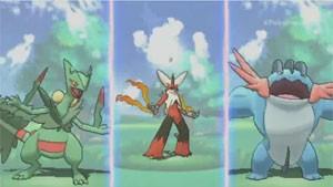 'Omega Ruby' e 'Alpha Saphire' são os novos games dos Pokémon (Foto: Divulgação/Nintendo)