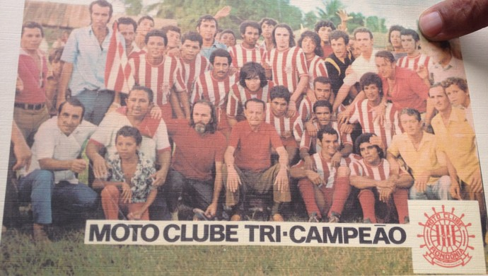 eafb01f37e Moto Clube-RO tricampeão Rondoniense (Foto  Arquivo Pessoal Walter Santos)