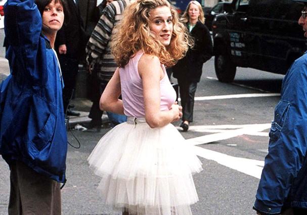 Carrie Bradshaw de Sex and The City (Foto: Reprodução)
