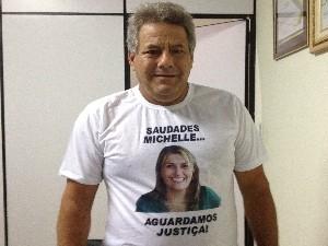 Michelle Muniz do Carmo, Goiás (Foto: Versanna Carvalho/G1)