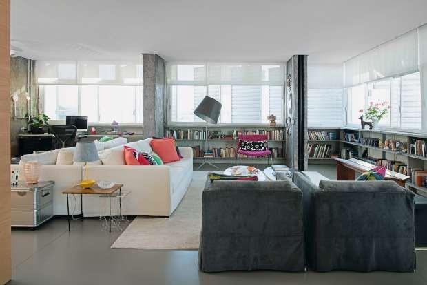 Apartamento de 190m², em São Paulo, projeto de Gustavo Calazans (Foto: Cacá Bratke)
