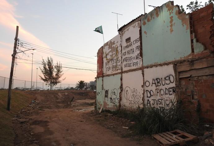 Vila Autódromo (Foto: Leonardo Filipo)