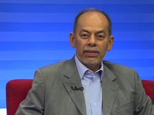 Candidato Inácio Arruda (Foto: TV Verdes Mares/Reprodução)