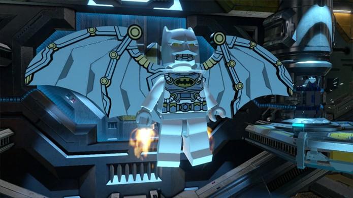 Cada roupa em LEGO Batman 3 possui habilidades especiais bem úteis (Foto: Gamespot)