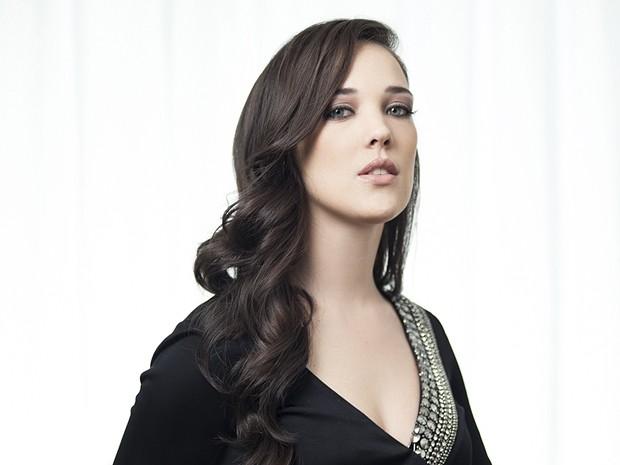 Na segunda fase de 'Império', Adriana Birolli será Amanda  (Foto: Marcelo Correa/TV Globo)