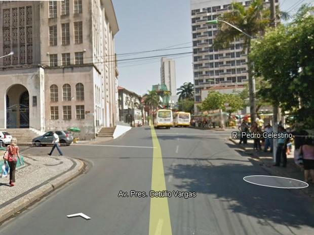 Catedral Metropolitana Basílica do Senhor Bom Jesus de Cuiabá (Foto: Reprodução/Google Maps)