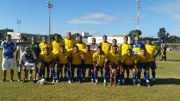 Parma venceu o Santos no jogo de ida das quartas de final da Interligas 2013 (Foto: Divulgação/Parma)