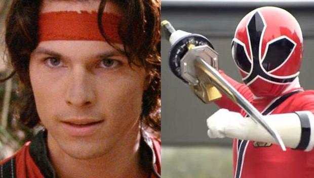 """Ricardo Medina como Ranger Vermelho em """"Power Rangers Wild Force"""" (Foto: Reprodução)"""