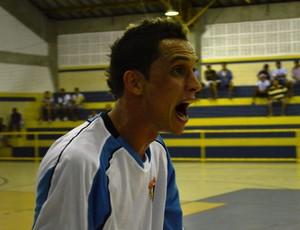 Batom é o artilheiro do time com 12 gols (Foto: Felipe Martins/GLOBOESPORTE.COM)