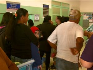 Inquérito apurou falta de profissionais no Centro de Especialidades em Aguaí (Foto: Eder Ribeiro/EPTV)