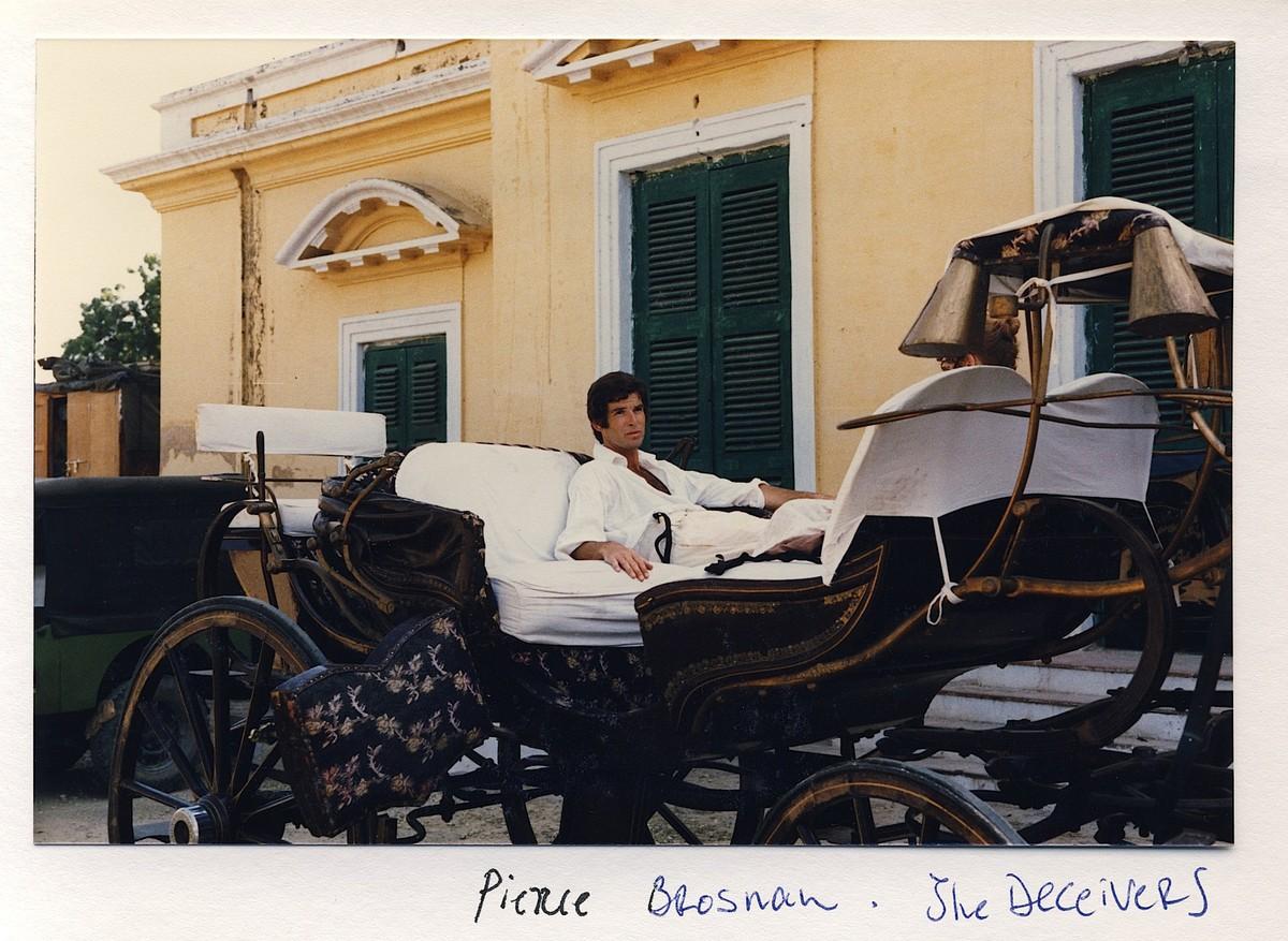 Pierce Brosnan. (Foto: Divulgação)